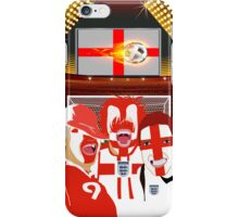 England Football Fan Club  iPhone 5 Case / iPhone 4 Case  iPhone Case/Skin