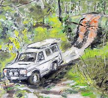 The Troupy  by gillsart