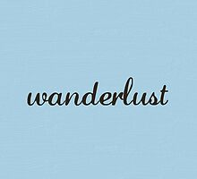 Oil - Blue Wanderlust Graphic by SBRGdesign