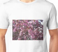 Crab Apple in Bloom Unisex T-Shirt