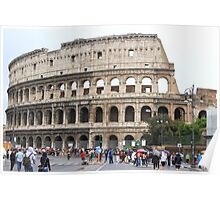 Colosseo, Roma Poster