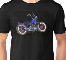 Bobber on Black Unisex T-Shirt