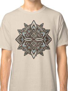 Sacred Geometry Flower of Life Mandala Classic T-Shirt