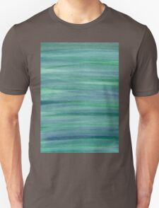 Watercolour - Turquoise T-Shirt