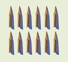 Many Bullets by Megan  Koth