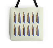Many Bullets Tote Bag
