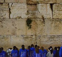 The Western Wall by alizamintz
