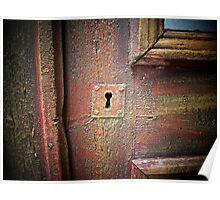Desire to unlock the door to success... Poster