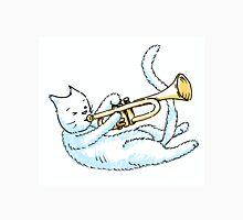 Trumpeting Kitty Unisex T-Shirt