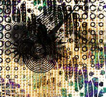 Disco Galaxy by AuthentrikART