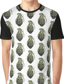 Grenade Graphic T-Shirt