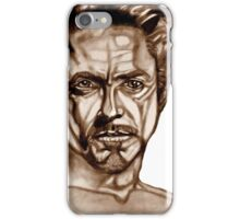 Stark Naked iPhone Case/Skin