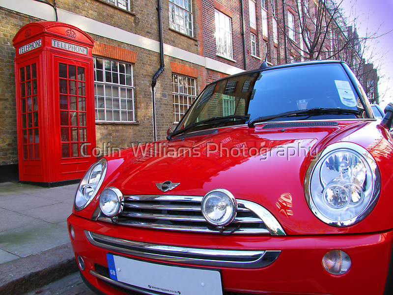 Mini One - London by Colin  Williams Photography