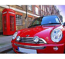 Mini One - London Photographic Print