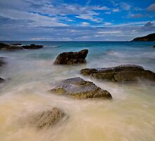 Swirling Waters by bazcelt