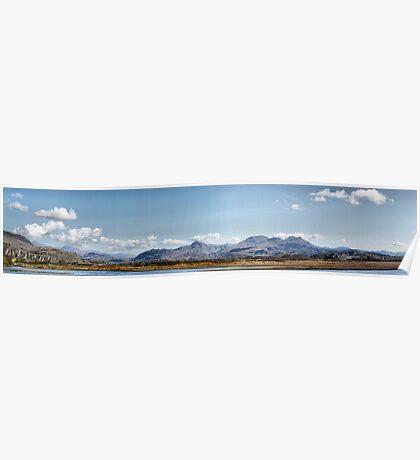 Snowdonia National Park Poster