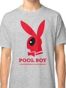 Pool Boy Classic T-Shirt