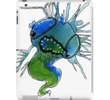 Aladdin's Genie (before being pacified by Disney) iPad Case/Skin