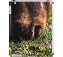 Put out to grass iPad Case/Skin