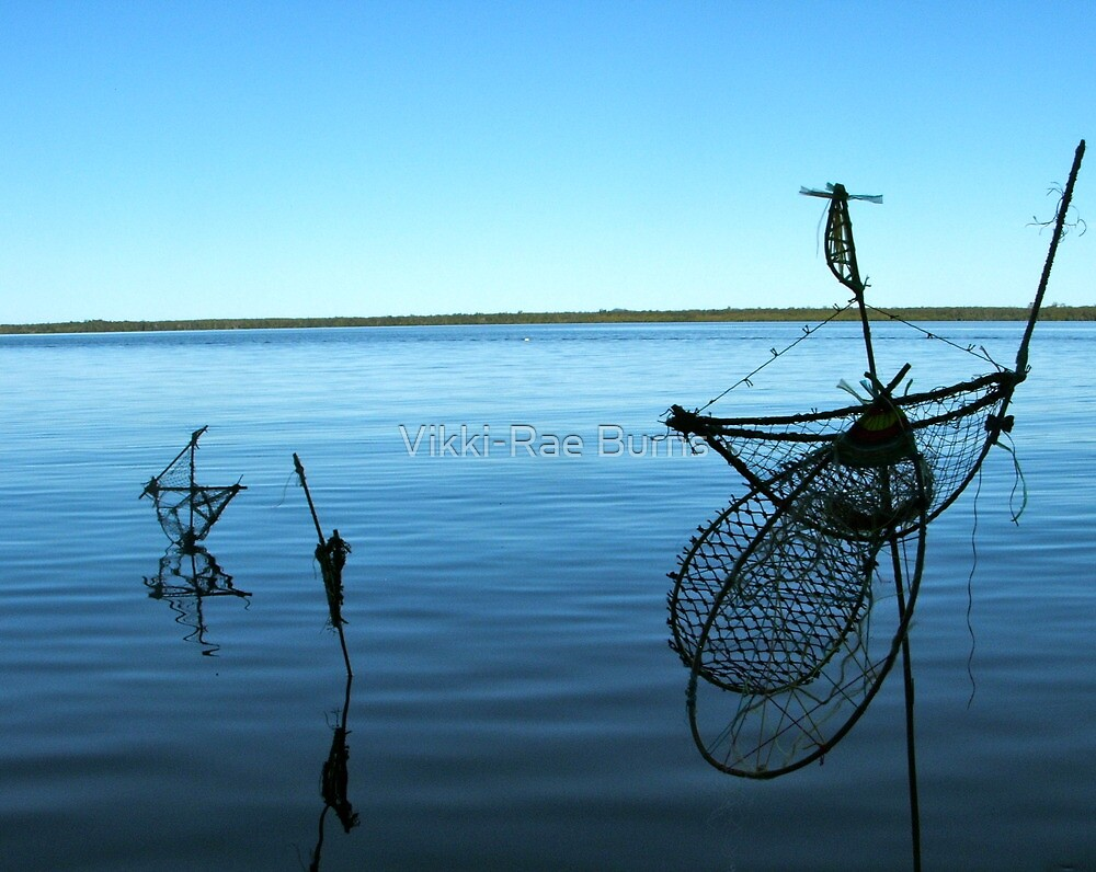 Ghost Net Boats by Vikki-Rae Burns