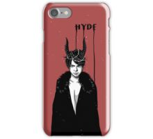 Devil Side iPhone Case/Skin