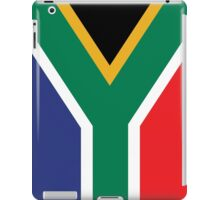 South Africa Flag iPad Case/Skin