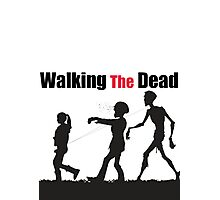 Walking The Dead Photographic Print