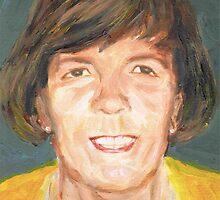 Portrait of Nana by artpal