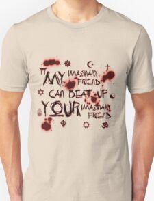 Imaginary Friend Wars T-Shirt
