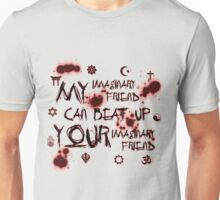 Imaginary Friend Wars Unisex T-Shirt