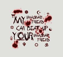 Imaginary Friend Wars Unisex T-Shirt