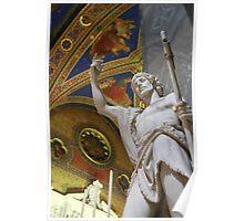 Santa Maria sopra Minerva, Roma Poster