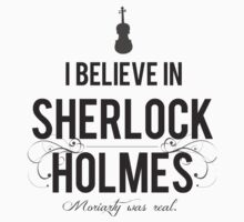 Believe in Sherlock by jasberrypie