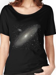 M31 Andromeda Galaxy Women's Relaxed Fit T-Shirt