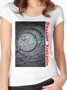 Dragon Kingdom Women's Fitted Scoop T-Shirt