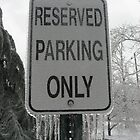 Reserved Parking ONLY by magapeck