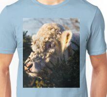 Bullock in hiding Unisex T-Shirt