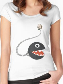 Chompy Women's Fitted Scoop T-Shirt