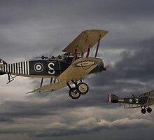 WW1- Bristol Fighter - by warbirds