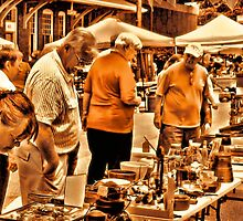 The 8th Annual Clinch River Spring Antique Fair  by © Bob Hall