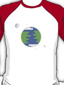 Earth & Moon T-Shirt