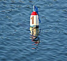Number 1 Buoy by Angie O'Connor