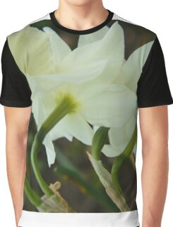 A collection of rising Daffodils Graphic T-Shirt