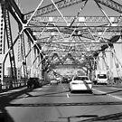 The Brisbane Storey Bridge by Virginia McGowan
