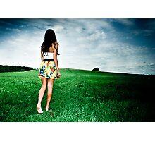 Jessica Photographic Print