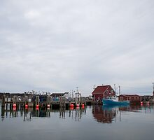 John's Cove Fisheries by Shawn Bourque