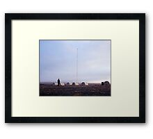 High Arctic, 1955 Framed Print