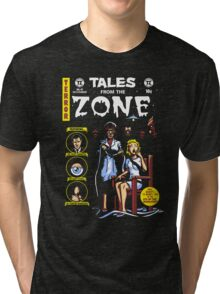 Tales From the Zone Tri-blend T-Shirt