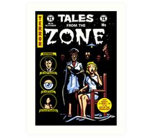 Tales From the Zone Art Print