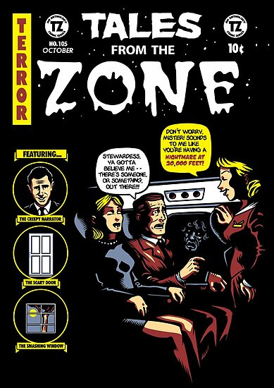 Tales from the Zone 2 by ninjaink